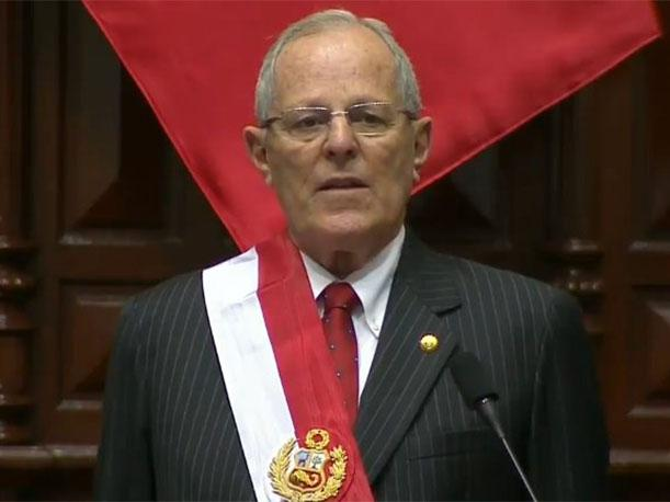 Presidente do Peru - PPK