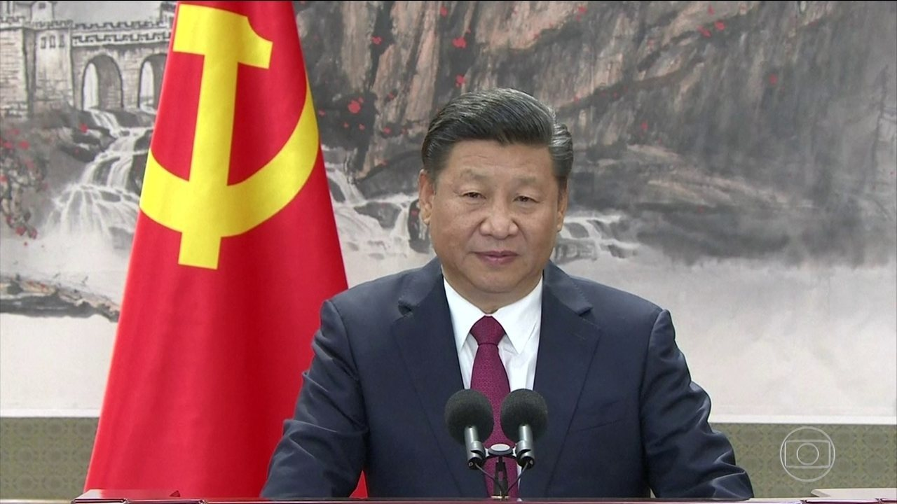 Presidente da China: Xi Jinping